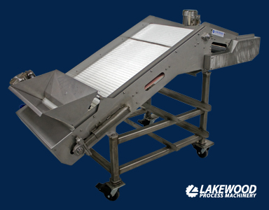 Stick Eliminator for Fresh Berry Packing Line