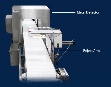 Full Box Metal Detector Icon