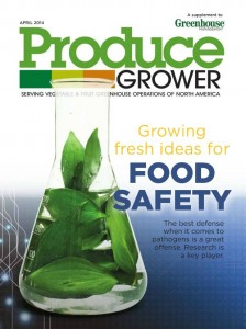 Produce Grower April 2014